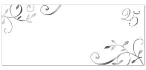 Tischkarte 6ST 71-4801 Produktbild