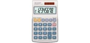 Taschenrechner 8-stellig SHARP EL250S Produktbild