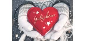 Weihnachtsgutscheinkarte 23-1133 Bild Produktbild