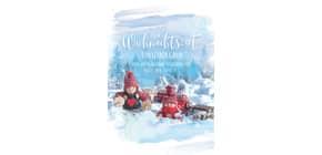 Weihnachtskarte 22-1156 Bild Produktbild