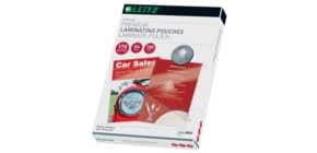 Laminierhülle A4 UDT 100St LEITZ 7483-00-00 2x 175my Produktbild