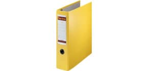Bankordner A4 7,5cm   gelb BENE 292900GE 105745 Produktbild
