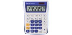 Tischrechner weiß/violett REBELL RE-SDC912VL BX Produktbild