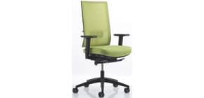 Drehstuhl ohne AL AIR Seat grün ANTEO UP 5530-N5/KBS/SRW/920/N20 Produktbild