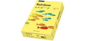 Kopierpapier A4 80g gelb RAINBOW 88042343 500 Blatt Produktbild