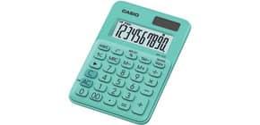 Tischrechner 10-stellig hell-grün CASIO MS-7UC-GN Produktbild