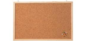 Kork-Pinntafel 30x40cm FRANKEN CC-KT3040 Produktbild