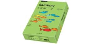 Kopierpapier A4 80g grün RAINBOW 88042651 500 Blatt Produktbild