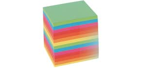 Würfelblock 700 Bl. färbig FOLIA 8812 geleimt Produktbild