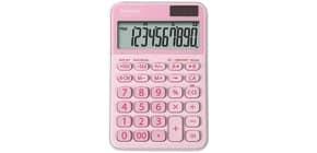 Tischrechner 10-stellig rosa SHARP SH-ELM335BPK Solar/Batterie Produktbild