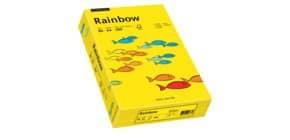 Kopierpapier A4 80g intensivgelb RAINBOW 88042387 500 Blatt Produktbild