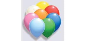 Luftballon bunt sortiert EVERTS INT995517 100cm Produktbild