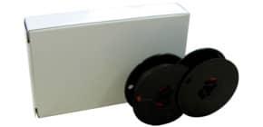 Farbband schwarz EMSTAR 02001SES  Seide Produktbild