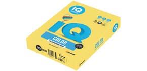 Kopierkarton A4 160g intensiv kanariengelb MONDI IQ color CY39 intensiv Produktbild