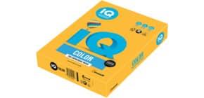 Kopierkarton A4 160g intensiv sonnengelb MONDI IQ color SY40 intensiv Produktbild