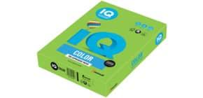 Kopierkarton A4 160g intensiv maigrün MONDI IQ color MA42 intensiv Produktbild