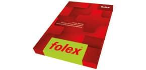 Inkjetfolie 50BL A4 klar FOLEX 29305.100.44100 Plus Produktbild