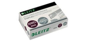 Heftklammer Juwel 6mm verzinkt LEITZ 5642-00-00 2000 Stück Produktbild