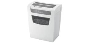 Aktenvernichter IQ P4 grau/weiß LEITZ 8009-00-00 Home Office Produktbild