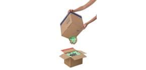 Verpackungschips Flo-Box 45L TIDYPAC 30000802 Produktbild