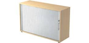 Rollladenschrank  ahorn/silber HAMMERBACHE MONTAGE V1732S/3/S/RE Produktbild