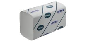 Falthandtuch Ultra hochweiß KLEENEX 6777 2-lagig Produktbild