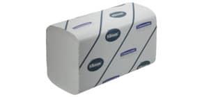 Falthandtuch weiß 2-lagig 210x215 mm SCOTT 6789 15 x 186 Tücher Produktbild