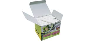 Tafelkreide 100ST weiß Produktbild
