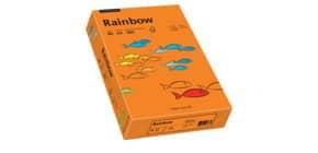 Kopierpapier A4 80g intensivorange RAINBOW 88042453 500 Blatt Produktbild