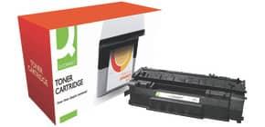 Lasertoner schwarz Q-CONNECT KF07520 Q5949A Produktbild