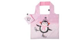 Einkaufstasche 48x65cm #ANYBAGS 17127 Penguin Produktbild