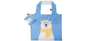 Einkaufstasche 48x65cm #ANYBAGS 17128 Polar Bear Produktbild