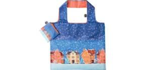 Einkaufstasche 48x65cm #ANYBAGS 17129 Winter Village Produktbild