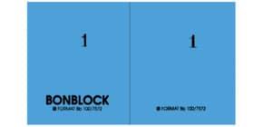 Bonblock 100BL blau URSUS Bb100 094063001 105x53q Produktbild