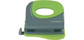 Locher Premium grau/grü Q-CONNECT KF00995 20Blatt Produktbild