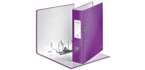 Ordner A4 8cm Wow violett met. LEITZ 1005-00-62 Produktbild