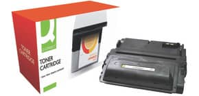 Lasertoner schwarz Q-CONNECT KF02369 Q1338A Produktbild