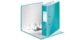 Ordner A4 8cm Wow eisblau met. LEITZ 1005-00-51 Produktbild
