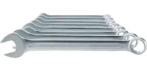 Ringmaulschlüsselsatz 12tlg. silber FORTIS 600038197 Produktbild