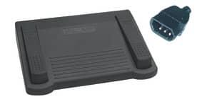 Fussschalter schwarz WMC 24700 Produktbild