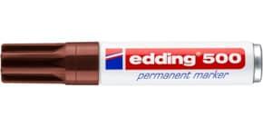 Marker  braun EDDING 500-007   M Produktbild