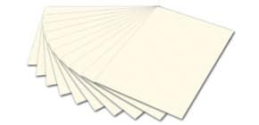 Tonpapier A4 perlweiß FOLIA 6401 130g Produktbild