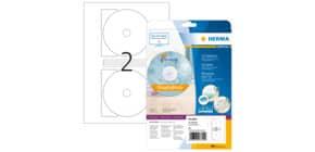SuperPrint-Etikett Ø116 Maxi HERMA 8624  10Bl 20St Produktbild