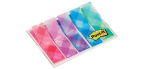 Index Mini 5x20ST 11.9x43.2mm POST-IT 684-PLD5 Gingham-Collection Produktbild