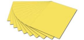 Tonpapier A4 zitronengelb FOLIA 6412 130g Produktbild