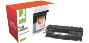 Lasertoner schwarz Q-CONNECT KF04324 Q7553A Produktbild
