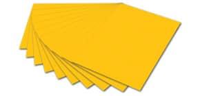 Tonpapier A4 goldgelb FOLIA 6415 Produktbild