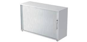 Rollladenschrank  weiß/silber HAMMERBACHE MONTAGE V1732S/W/S/RE Produktbild