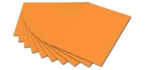 Tonpapier A4 ocker FOLIA 6417 130g Produktbild