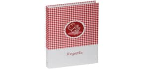 Kochrezeptbuch A4 Kochmütze PAGNA 31317-15 Ringbuch 4Ringe Produktbild
